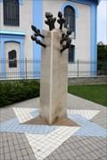 Image for Memorial Table at the synagogue of Nove Zamky, Slovakia