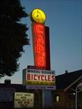 Image for Cap's Bicycle Shop - Sapperton