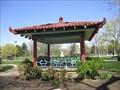 Image for Chinese Gazebo in the International Peace Gardens - Salt Lake City Utah