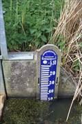Image for River gauge - Dwarstocht.