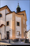 Image for Church of St. Anne / Kostel sv. Anny - Benešov (Central Bohemia)