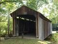 Image for Salt Creek Covered Bridge (35-60-31) – Muskingum County, Ohio