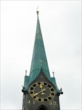 Image for Fraumünster Church Steeple - Zurich, Switzerland