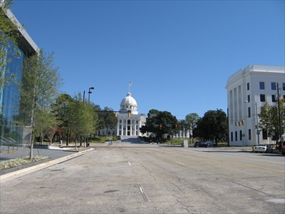 View from Dexter Avenue.