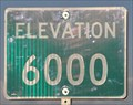 Image for US Highway 89A ~ Elevation 6000 Feet