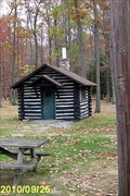 Image for Tool Shed (127-01) - Elliott, S.B. State Park Day-Use District - Clearfield, Pennsylvania
