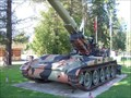 Image for M110A2 Self Propelled Howitzer - Salamanca, New York