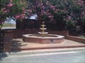 Image for Railroad Depot Fountain, Newton, Mississippi
