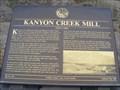 Image for Kanyon Creek Mill