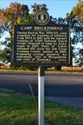 Image for Camp Breckinridge /Morganfield, Kentucky