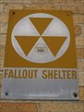 Image for McKenzie Hall Fallout Shelter - Salem, Oregon