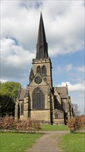 Image for Holy Trinity Church Bell Tower – Wentworth, UK
