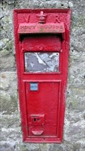 Image for Burrow Victorian Postbox, Lancashire