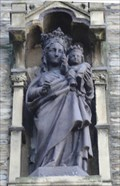 Image for St Mary's Church Madonna and Child - Bradford, UK