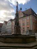 Image for Marktbrunnen, Rottenburg, Germany, BW
