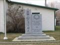 Image for McLennan Alberta Cenotaph