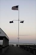 Image for Charleston, South Carolina Nautical Flag Pole