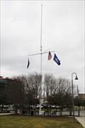 Image for Maritime Center Nautical Flag Pole, Charleston, SC