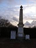 Image for Monument aux morts - Granzay-Gript,FR