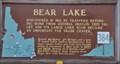 Image for Bear Lake