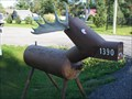 Image for Moose on the Loose Mailbox, Casselman, Ontario, Canada