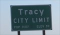Image for Tracy, CA - Pop 81,107