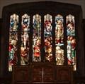 Image for Stained Glass, St Alkelda's Church, Giggleswick, North Yorks, UK