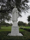Image for St. Thérèse of Lisieux - Cavalry Catholic Cemetery - Clearwater, FL