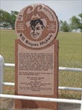 Image for Route 66 - Will Rogers Highway - Texola, Oklahoma, USA.