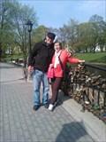 Image for Love Padlock Bridge in Riga, Latvia