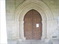 Image for Porte Eglise St Saturnin. St Saturnin du Bois. France