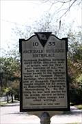 Image for Archibald Rutledge Birthplace 10-35 - McClellanville, SC