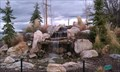 Image for Heritage Park, Three Sided Waterfall - Clinton, Utah
