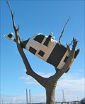 Image for Cow Up A Tree, Docklands, Melbourne, Vic, Australia
