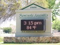 Image for Seminole Assembly Time & Temp - Seminole, FL