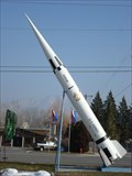 Image for Sergeant Missile Replica