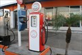 Image for Steve's Auto Shoppe's Tokheim gas pump - Punta Gorda, FL