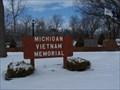 Image for Vietnam War Memorial, Island Park, Mt. Pleasant, MI, USA