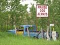 Image for Praise God Always - McLeod Valley, Alberta