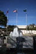 Image for City Hall Fountain -- Grand Prairie TX