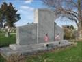 Image for Merle Hay Memorial Marker – Glidden, IA