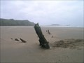 Image for Wreck of the Helvetia, Rhossili Bay, Gower Peninsula, South Wales