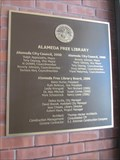 Image for Alameda Free Library - 2006  - Alameda, CA