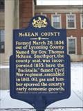Image for Thomas McKean - McKean County, Pennsylvania