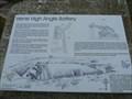 Image for Verne High Angle Battery - Portland, Dorset