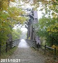 Image for Bowest Bridge - Great Allegheny Passage - Connellsville, Pennsylvania