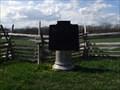 Image for Ramseur's Brigade - CS Brigade Tablet - Gettysburg, PA