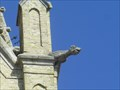 Image for Gargouille Notre Dame de l'Assomption/ gargoyle Our Lady of the Assumption, Herzeele