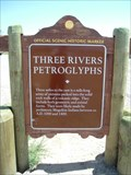 Image for THREE RIVERS PETROGLYPH SITE