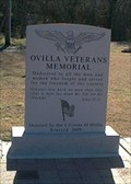 Image for Ovilla Veterans Memorial